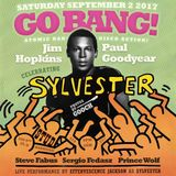 Steve Fabus Celebrates SYLVESTER, Go BANG! September 2017
