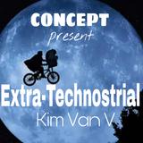 Extra-Technostrial- One hour of pounding Techno music by Kim Van V