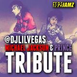 [#Prince & #MichaelJackson Mix] Friday Apr 22, 2016
