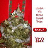 Unda Mi Sensi Xmas Tree by DJ Razor (25-12-2011)