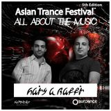 Haig & Raffi - Asian Trance Festival 5th Edition 2016-NOV-6