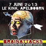 Badazz Warraw@Brainattacks 07.06.2013 (First Time in Netherland)