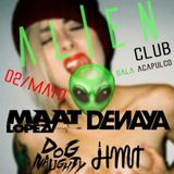 DENAYA @ Alien Club, Sala Acapulco, Gijón 02-05-2014