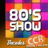 Tuesday-80sshow - 19/03/19 - Chelmsford Community Radio