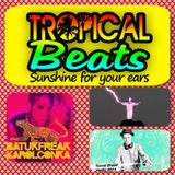 Tropical Beats Brazil Carnival warm up show 30 01 14