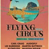 Audiofly @ Flying Circus Opening 2013 - Sankeys Ibiza (29-05-2013)