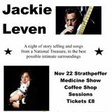 Medicine Show Jackie Leven Concert tribute first broadcast  16th November 2011