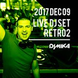 Dj Mika - Live @ Retro2 Soltvadkert (warm up set) [2017.12.09.]