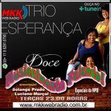 Programa Musicalmente Falando 01/11/2016 - Trio Esperança
