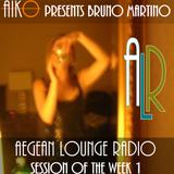 Aiko Presents Bruno Martino - Aegean Lounge Radio Session Of The Week