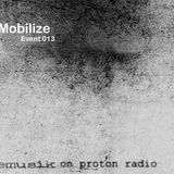Mobilisiemusik on Proton Radio (2012-10-23) - Event 013