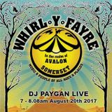 DJ PAYGAN Live @ Whirl-Y-Fayre, 20th August 2017