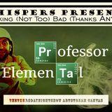Professor Elemental live on www.thethursdaynightshow.com 3rd Birthday!
