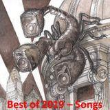 De Geluidsarchitect 2020-01 (7 januari 2019) BEST OF 2019 (songs)