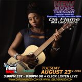 RICOVIBES NEW MUSIC TUESDAY WITH DA FLAMA EXCLUSIVE INTERVIEW