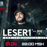 Molotov Cocktail #042 - Leser1 [AUS] guest mix (21.04.17 Criminal Tribe Radio)