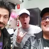 Fight the Sun interview with Mick Griffin on the 106.7 Phoenix FM (Bendigo) radio show Rock Bottom