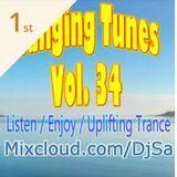 """\o/"" DJ SA Banging Tunes Vol 34 ""\o/"" Listen / Enjoy / Uplifting Trance"