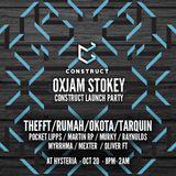Oxjam Stokey @ Hysteria: Construct Launch Party Mixtape