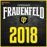 Open Air Frauenfeld 2018 PreFestival Mix