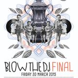 AleOle @ Blow the DJ 2014/5 Final @ The Real Rocknrolla