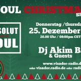 "Absolut ""Christmas"" Soul / Radio Show /// 25.12.14"