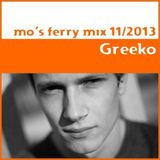 Greeko Mo's Ferry Mix November 2013