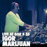 Igor Marijuan| Goa 20 Aniversario| Magia | 07 Diciembre 2014