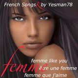FEMME (K Maro, Michel Sardou, Jean Luc Lahaye)