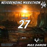 Max Damon - Neverending Marathon 027 (2012-09-01) - live from UnderWorld #1 (2012-08-31)