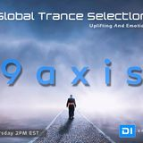 9Axis - Global Trance Selection125(22-09-2016)