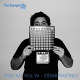 Tehnopedia Podcast 007 - César Martínez