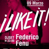 I LIKE IT! FEDERICO FENU 9.3.13 @ OLD SQUARE CAGLIARI