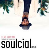 DJ Moky - Soulcial 008 |DJ MG Guestmix