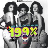 199X Volume 2: Best of 90s Hip Hop and R&B by DJ Bu$hMaN