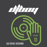 DJ Stevie Nicholl - Old Skool Mix Vol 13 March 2013