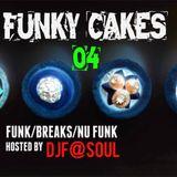 Funky Cakes 4 by DJ F@SOUL