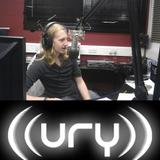 Ben on URY - 12/05/12