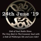 Dab of Soul Radio Show 24th June 2019 - Top 5 from Nigel Lowe