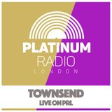 Townsend in the Mix - Monday 12th September 2016 @ 8pm - Recorded Live On PRL Live