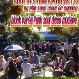 Soul of Sydney #13: Block Party Beats, Funk-Breaks & Disco Mitxape by Phil Toke