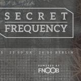 Secret Frequency - Underworld Radioshow - Episode 16 @ Fnoob Techno Radio