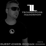 TECHNOLOCOS RADIOSHOW ΗΧΩ1 - GUEST:CHRIS RODIAN
