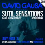 Sutil Sensations Radio/Podcast #350 - Penultimate show of the season with #HotBeats and #CanelaFina!