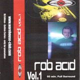 Rob Acid - Warehouse Audiotapemix . 11/2000