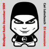 Cari Lekebusch- Blindspot Radio DJ MixSession w/ interview- December 2009