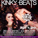 Kinky Beats - Podcast by Alejandro Alvarez