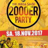 DJ Romie Rome - Die 2000er Party Mega Sause, 18 Nov 2017