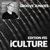 iCulture #55 - Special Guest - Groove Junkies
