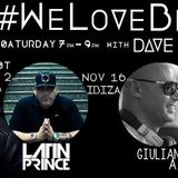 Giuliano A.L. Special Guest We Love Beats RTE Pulse 23.11.13